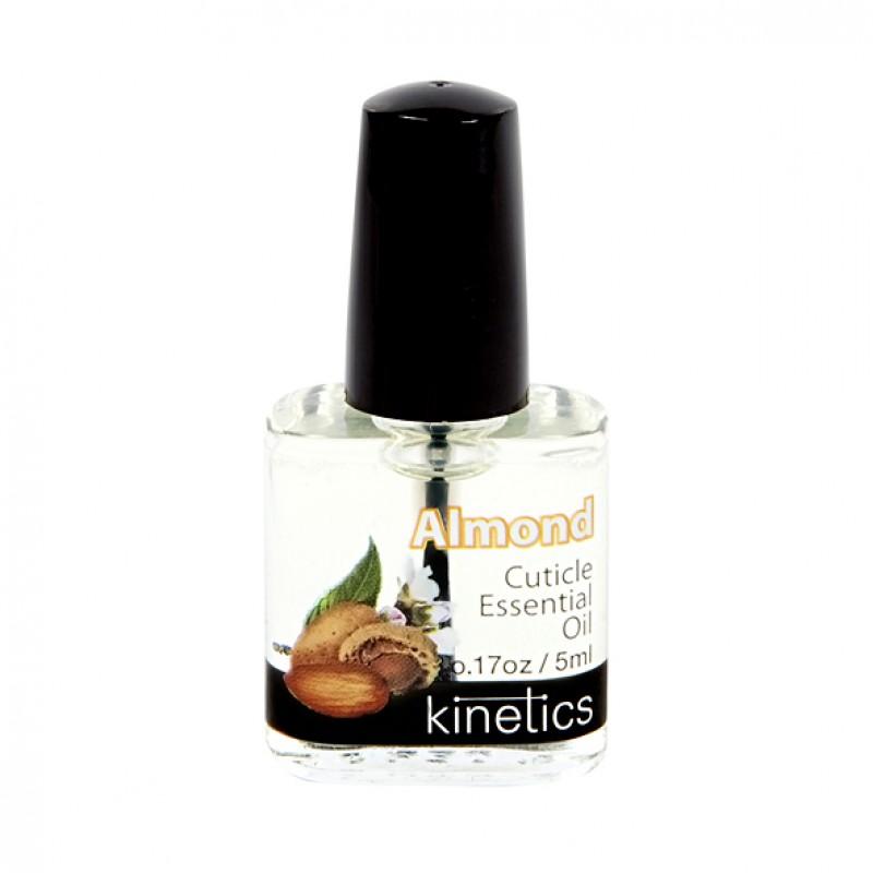 KINETICS Масло увлажняющее кутикулу и ногтевую пластину Миндаль / Almond 5 мл
