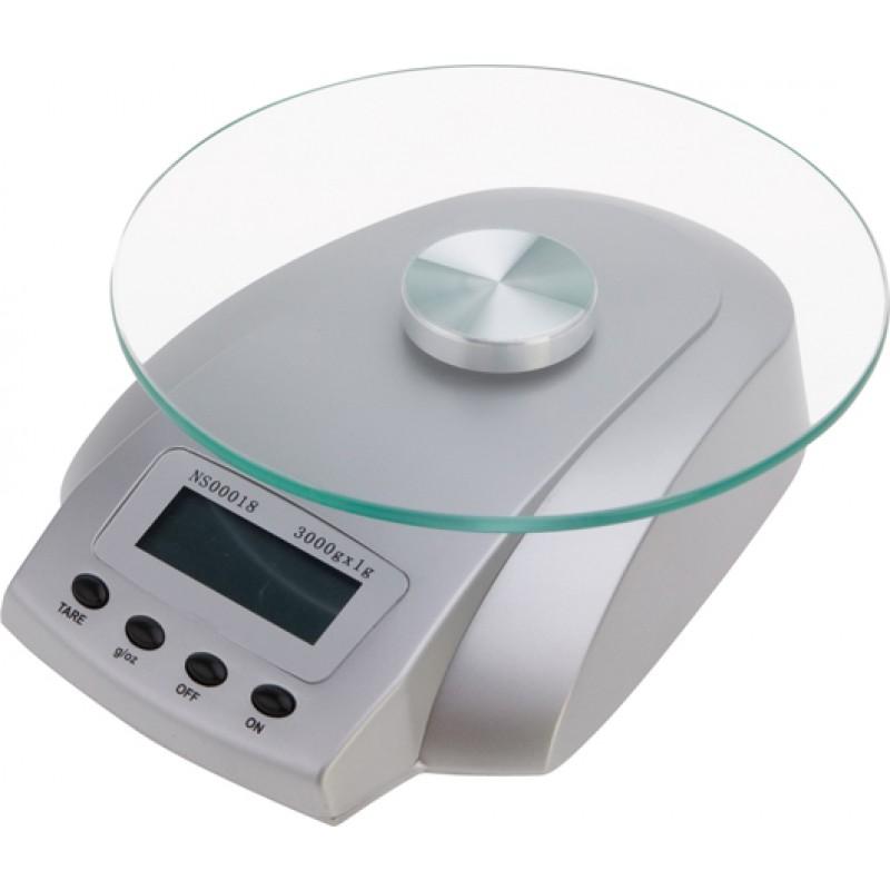 DEWAL PROFESSIONAL Весы для краски электронные, серебристые 3 кг