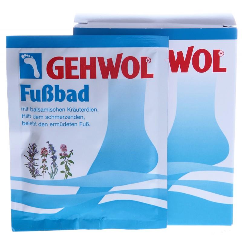 GEHWOL Ванна для ног 10*20 г