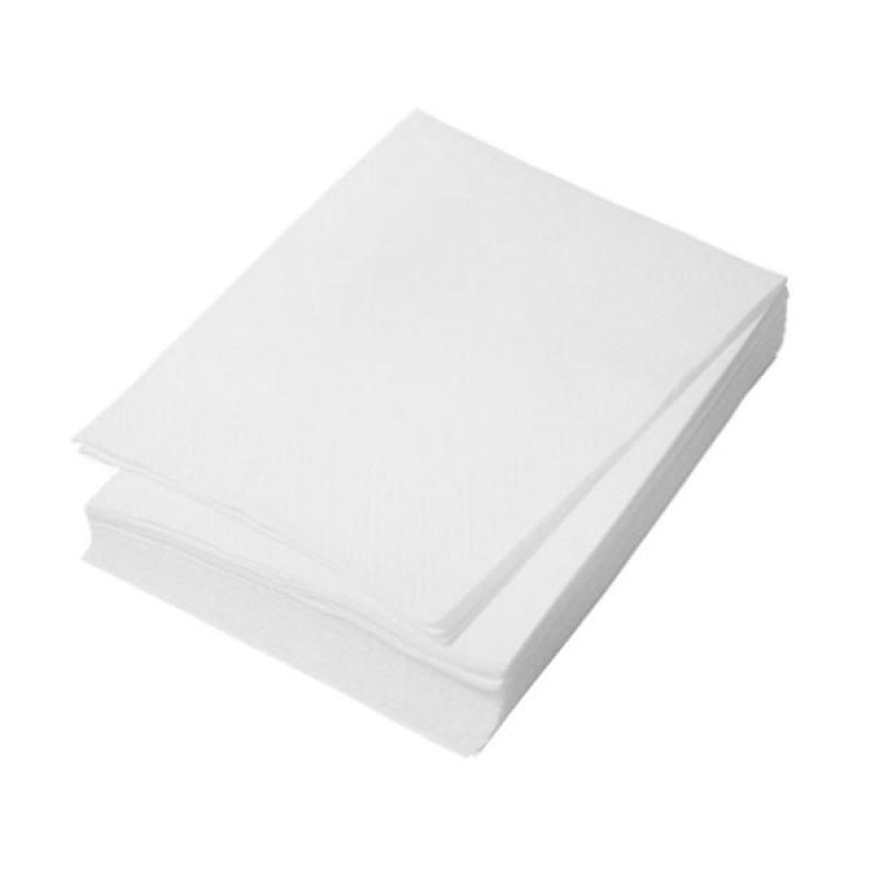 ЧИСТОВЬЕ Салфетка спанлейс 30*40 см белый 100 шт/уп