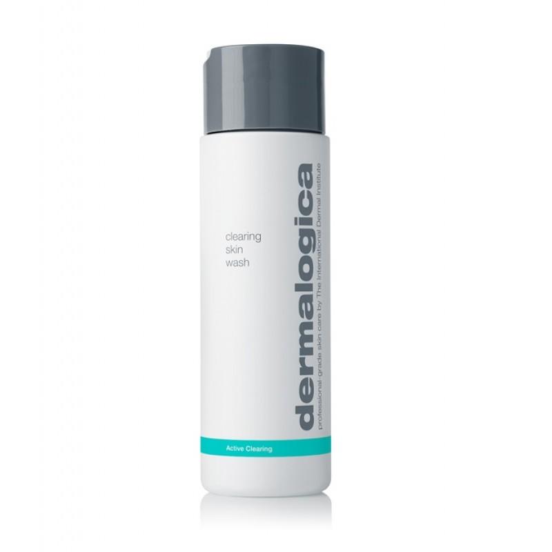 DERMALOGICA Очиститель пенящийся для лица / Clearing Skin Wash Active Clearing 250 мл