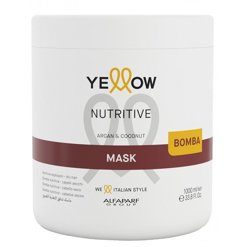 YELLOW Маска увлажняющая для сухих волос / YE NUTRITIVE MASK 1000 мл