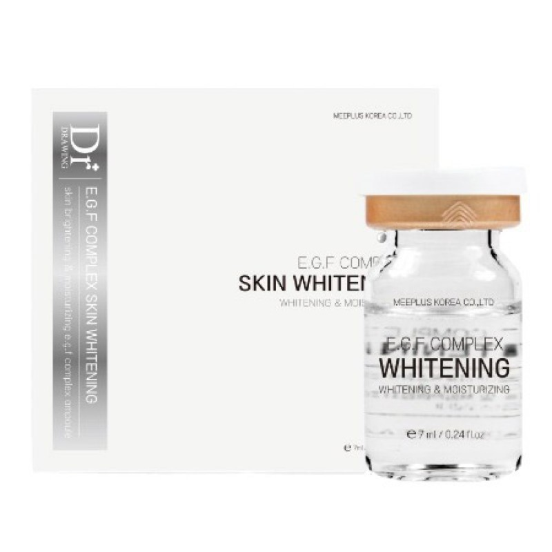 DR.DRAWING Сыворотка отбеливающая с EGF / WHITENING 10*7 мл