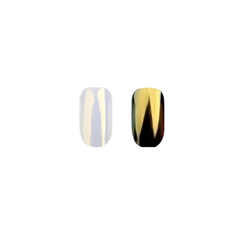 WULA NAILSOUL Втирка жемчужная / Wula nailsoul P02 Golden pearl