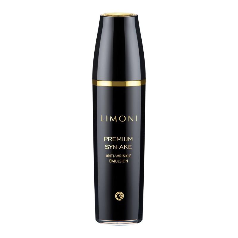 LIMONI Эмульсия антивозрастная со змеиным ядом для лица / Premium Syn-Ake Anti-Wrinkle Emulsion 120 мл