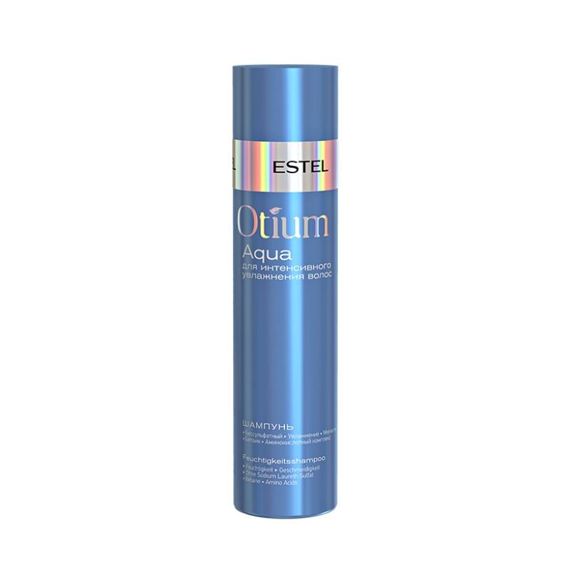ESTEL PROFESSIONAL Шампунь для интенсивного увлажнения волос / OTIUM AQUA 250 мл