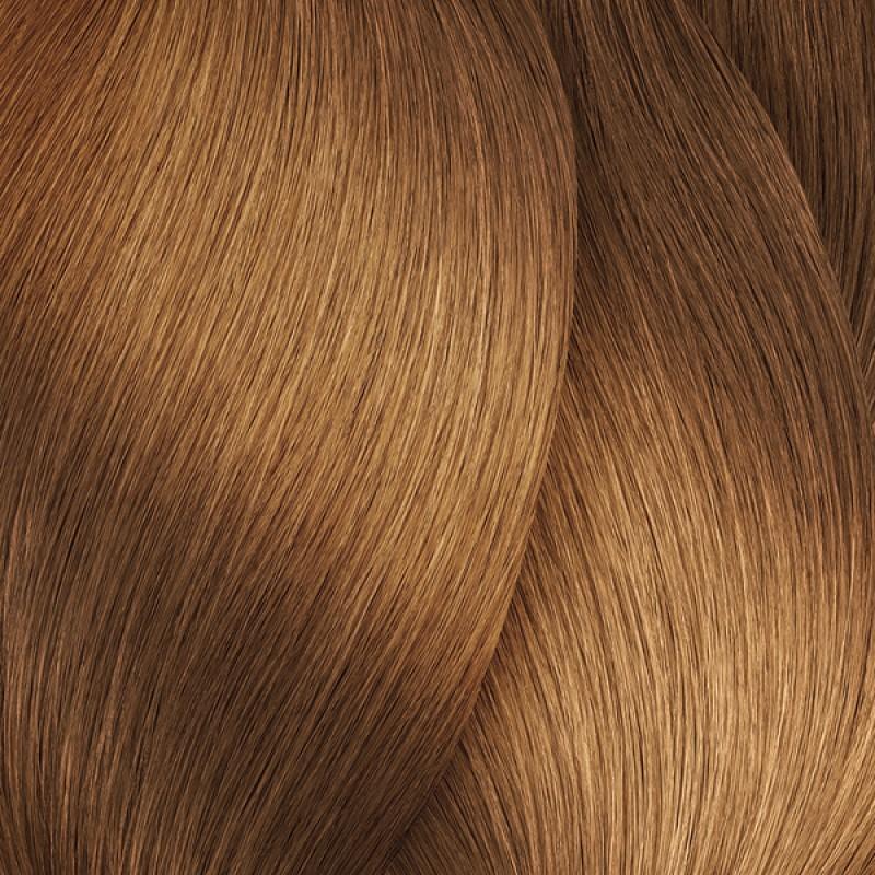 L'OREAL PROFESSIONNEL 8.34 краска для волос / ДИАЛАЙТ 50 мл