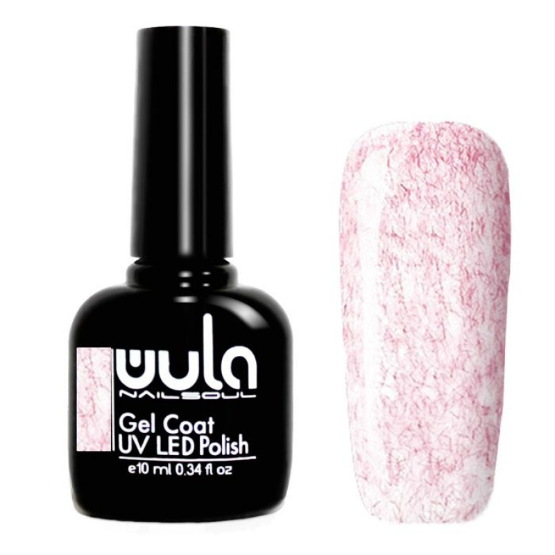 WULA NAILSOUL 610 гель-лак для ногтей / Wula nailsoul, Melange 10 мл