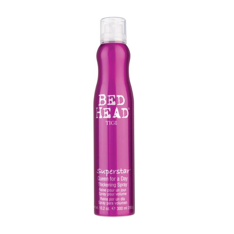 TIGI Лак - спрей для придания объема волосам / BED HEAD Superstar Queen for a Day 311 мл