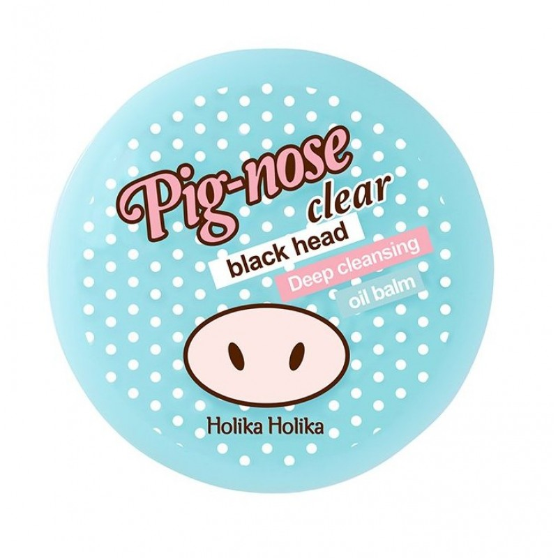 HOLIKA HOLIKA Бальзам для глубокой очистки пор Пиг-ноуз / Pig-nose Clear Black Head Deep Cleansing Oil Balm 30 мл