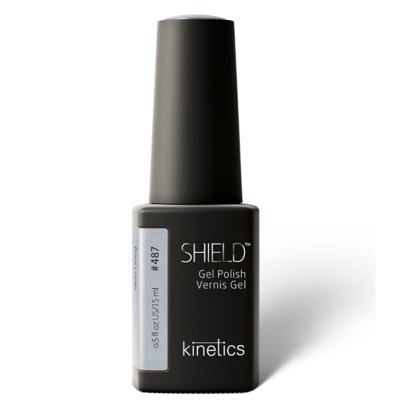 KINETICS 487N гель-лак для ногтей / SHIELD Blank Space 15 мл