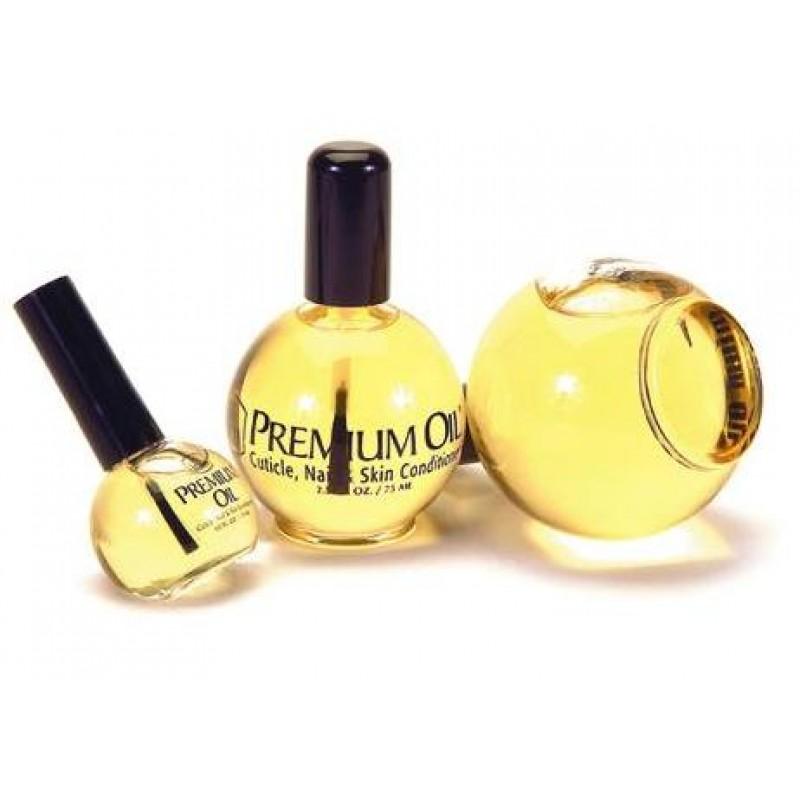 INM Масло с ароматом миндаля для кутикулы / Premium Almond Cuticle Oil 15 мл