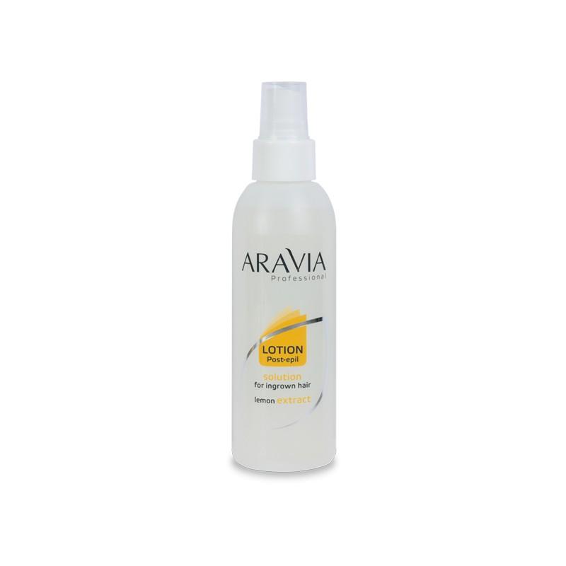 ARAVIA Лосьон с экстрактом лимона против вросших волос 150 мл