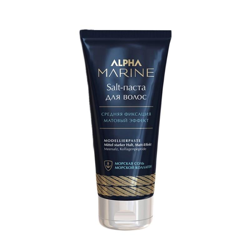 ESTEL PROFESSIONAL Паста для волос с матовым эффектом / ALPHA MARINE Salt 100 мл