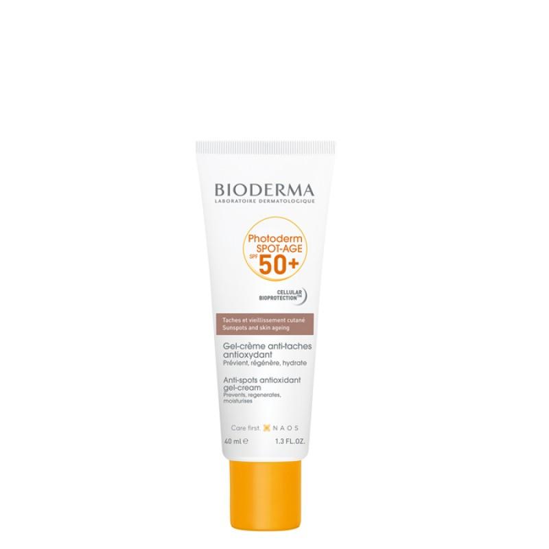 BIODERMA Крем для лица против пигментации и морщин фотодерм / SPF50+ 40 мл