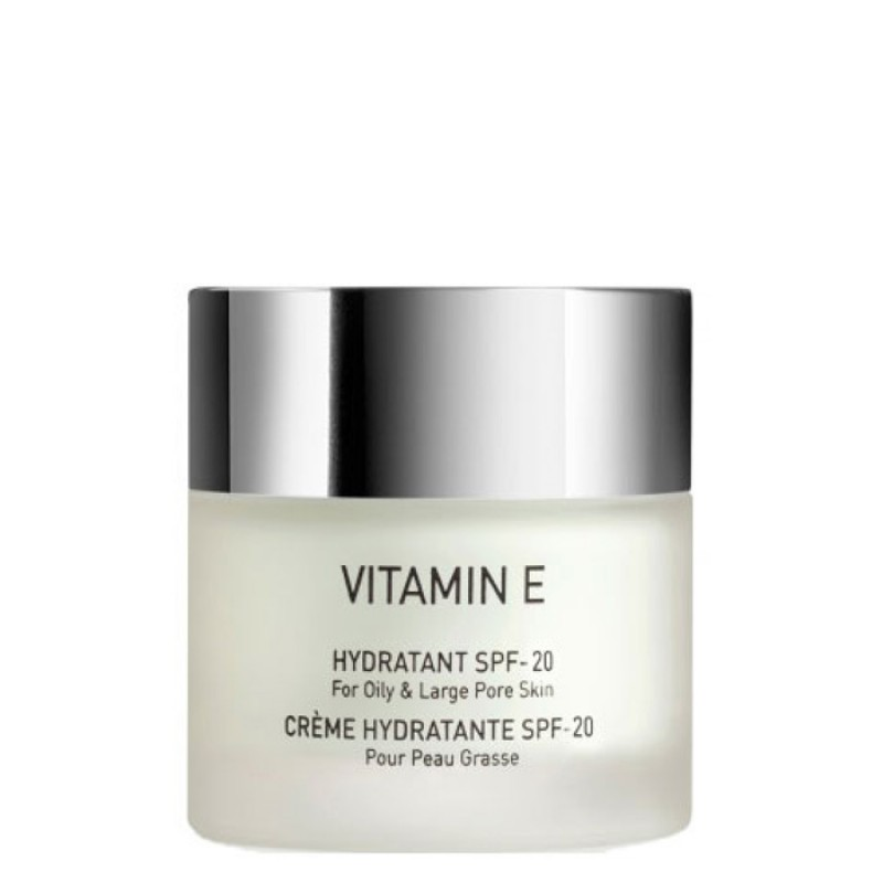 GIGI Крем увлажняющий для нормальной и сухой кожи SPF 20 / Hydratant for dry skin VITAMIN E 50 мл