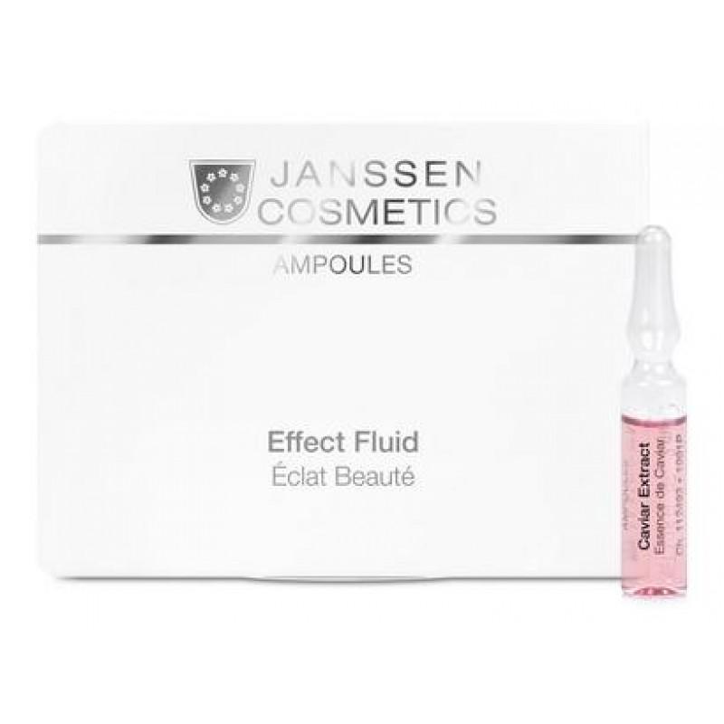 JANSSEN COSMETICS Концентрат ампульный Экстракт икры / Caviar Extract AMPOULES 7*2 мл