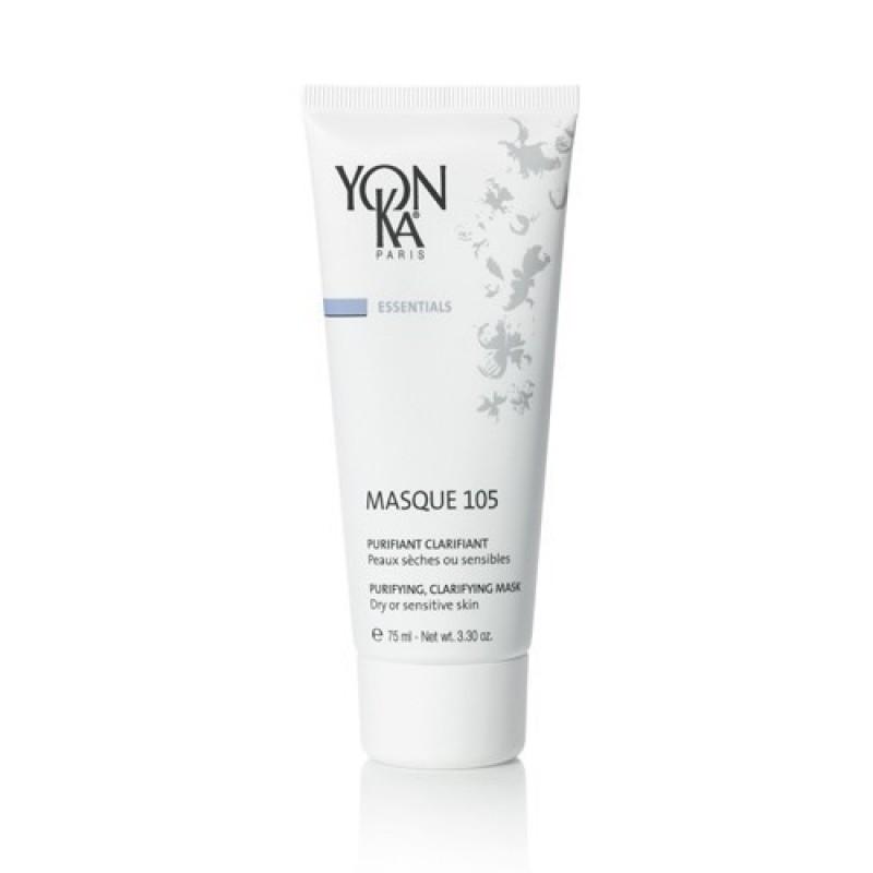 YON KA Маска очищающая успокаивающая / Masque 105 ESSENTIALS 75 мл