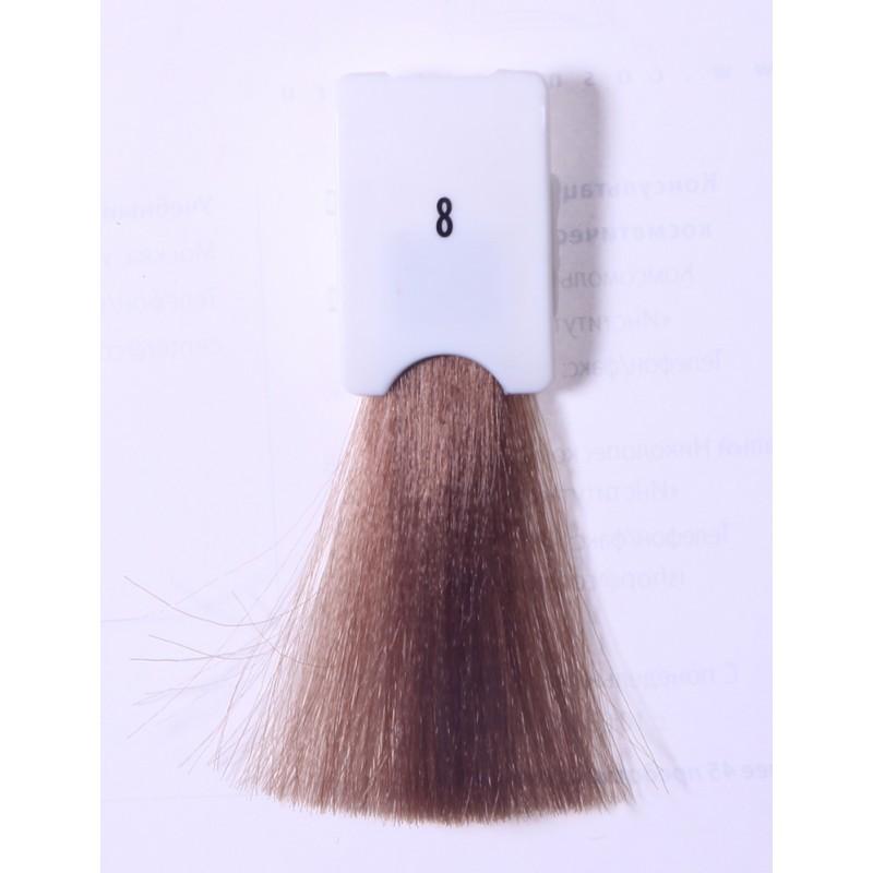 KAARAL 8 краска для волос / Baco Soft 60 мл