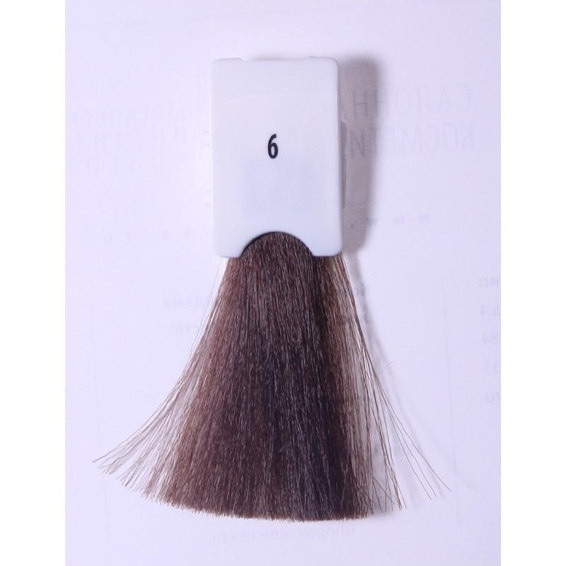 KAARAL 6 краска для волос / Baco Soft 60 мл