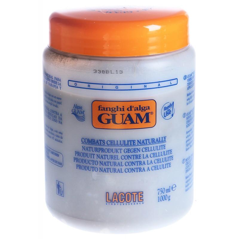 GUAM Маска антицеллюлитная / FANGHI D`ALGA 1000 г