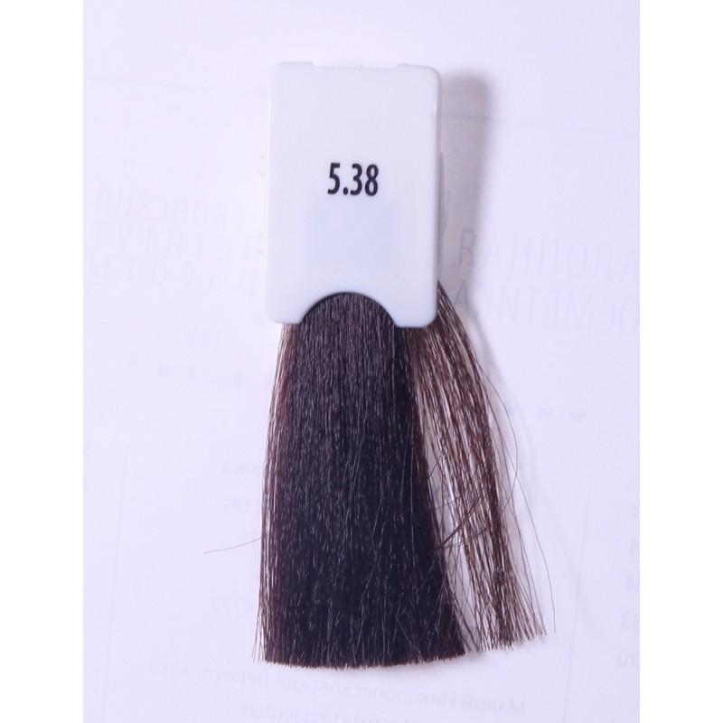 KAARAL 5.38 краска для волос / Baco Soft 60 мл