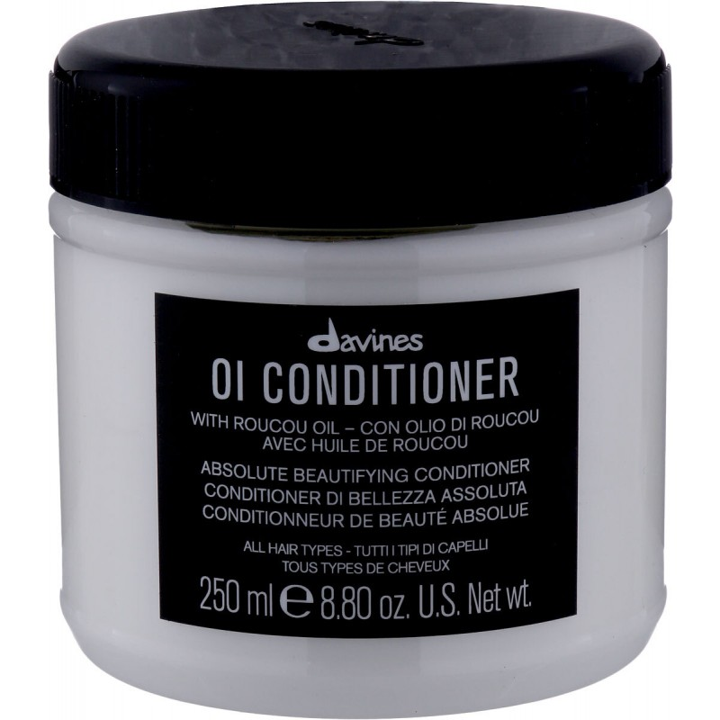 DAVINES SPA Кондиционер для абсолютной красоты волос / OI ESSENTIAL HAIRCARE 250 мл