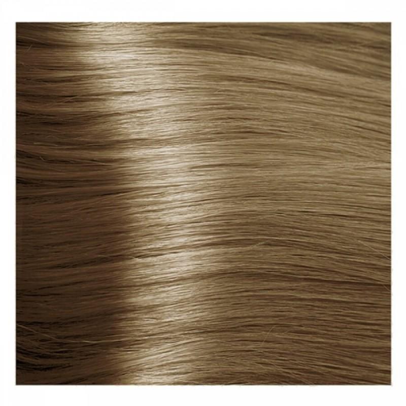 KAPOUS NA 9.32 краска для волос, очень светлый золотисто-коричневый блонд / Magic Keratin 100 мл
