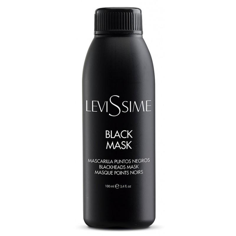 LEVISSIME Маска пленочная черная для проблемной кожи / Black Mask 100 мл