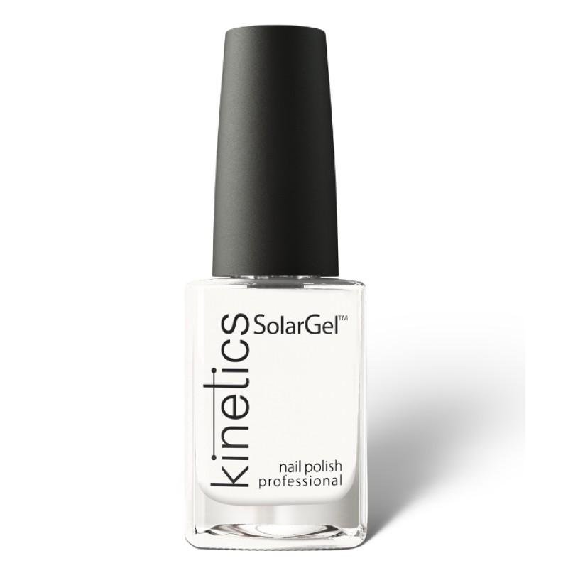 KINETICS 485 лак профессиональный для ногтей / SolarGel Polish Blank Space 15 мл