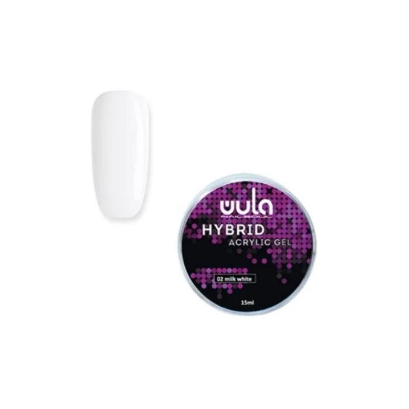 WULA NAILSOUL 02 гель акриловый / Hybrid acrylic gel 15 мл