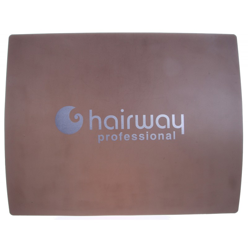 HAIRWAY Коврик термоустойчивый 160*210 мм