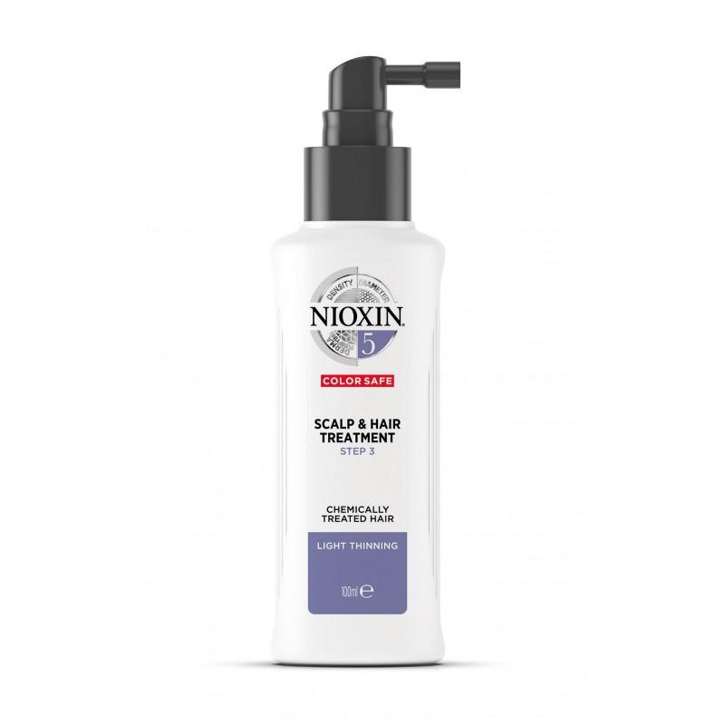 NIOXIN Маска питательная для жестких натуральных и окрашенных волос, с намечающейся тенденцией к выпадению (5) 100 мл