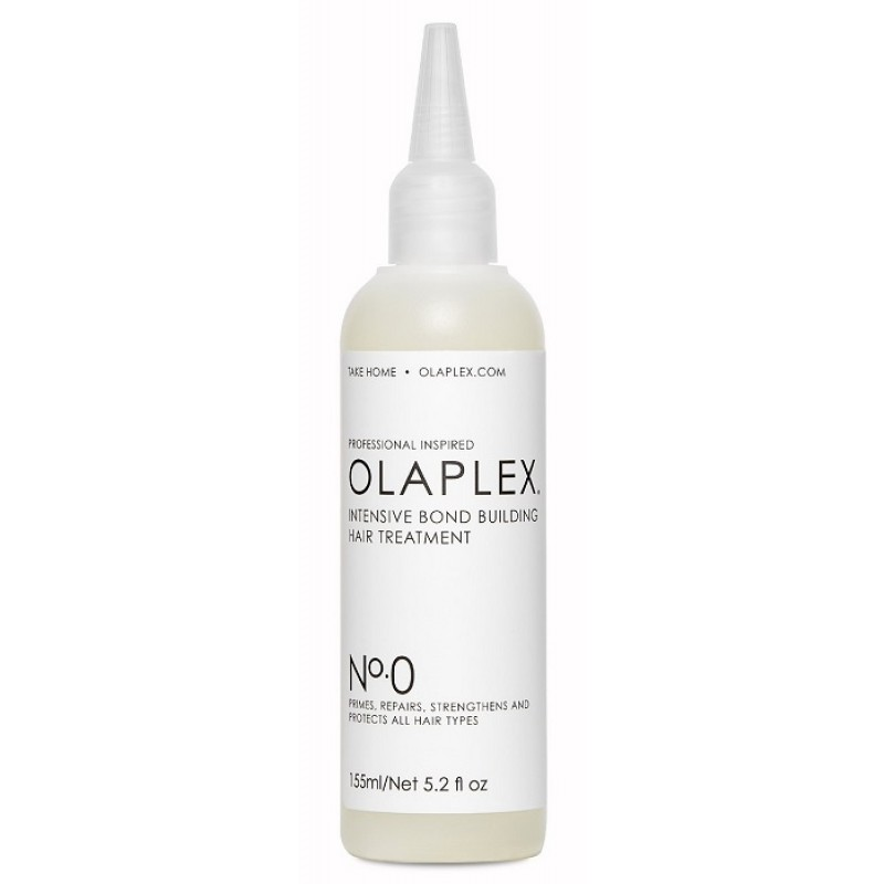 OLAPLEX Уход-праймер интенсивный Активное восстановление / Olaplex No. 0 Bond Building Hair Treatment 155 мл