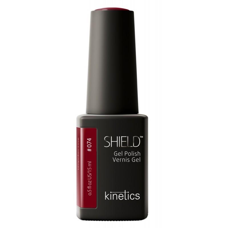 KINETICS 074N гель-лак для ногтей / SHIELD 15 мл