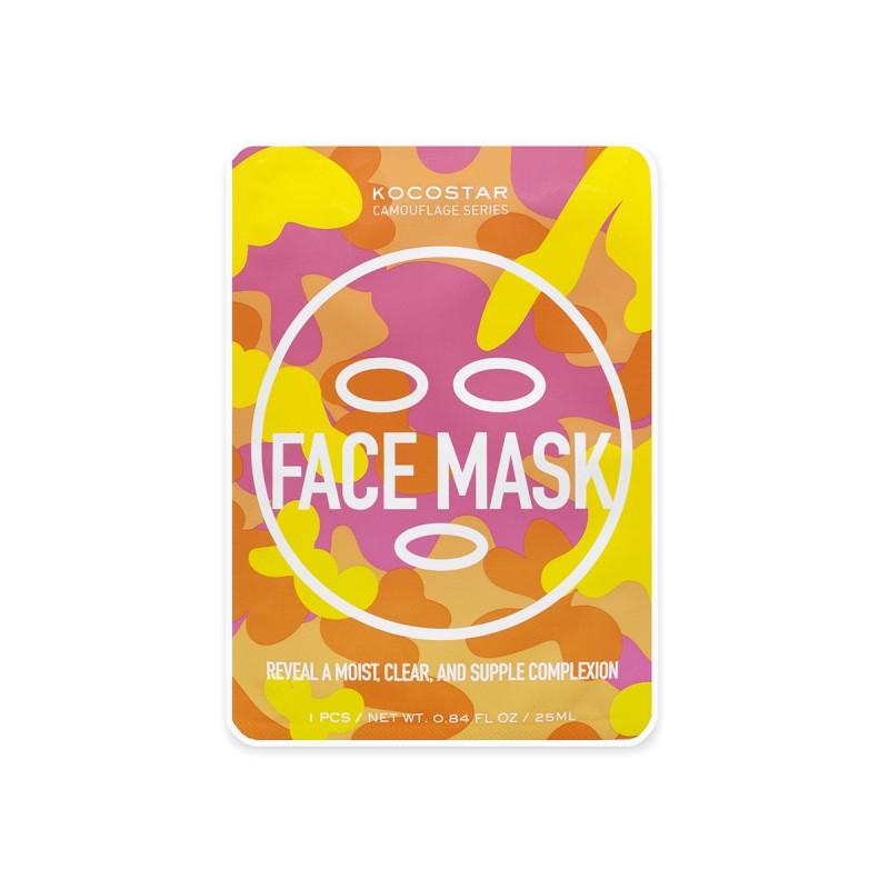 KOCOSTAR Маска для лица с лифтинг эффектом / Camouflage Face Mask 25 мл