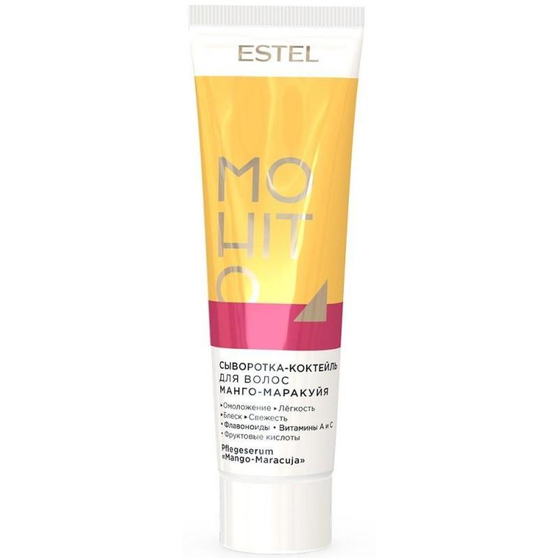 ESTEL PROFESSIONAL Сыворотка-коктейль для волос Манго и маракуйя / MOHITO 60 мл