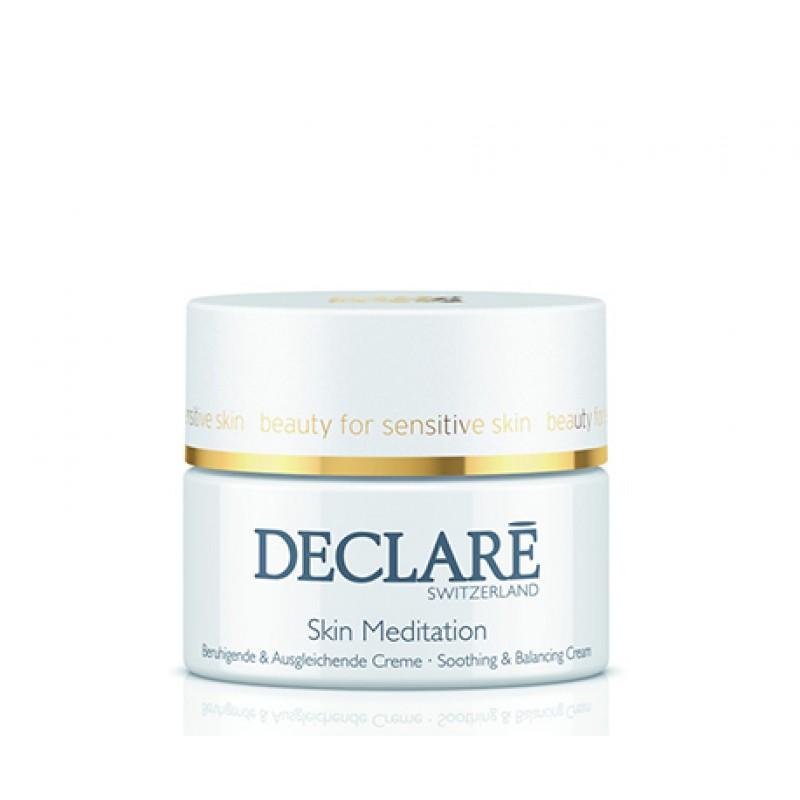 DECLARE Крем успокаивающий восстанавливающий / Skin Meditation Soothing & Balancing Cream 50 мл