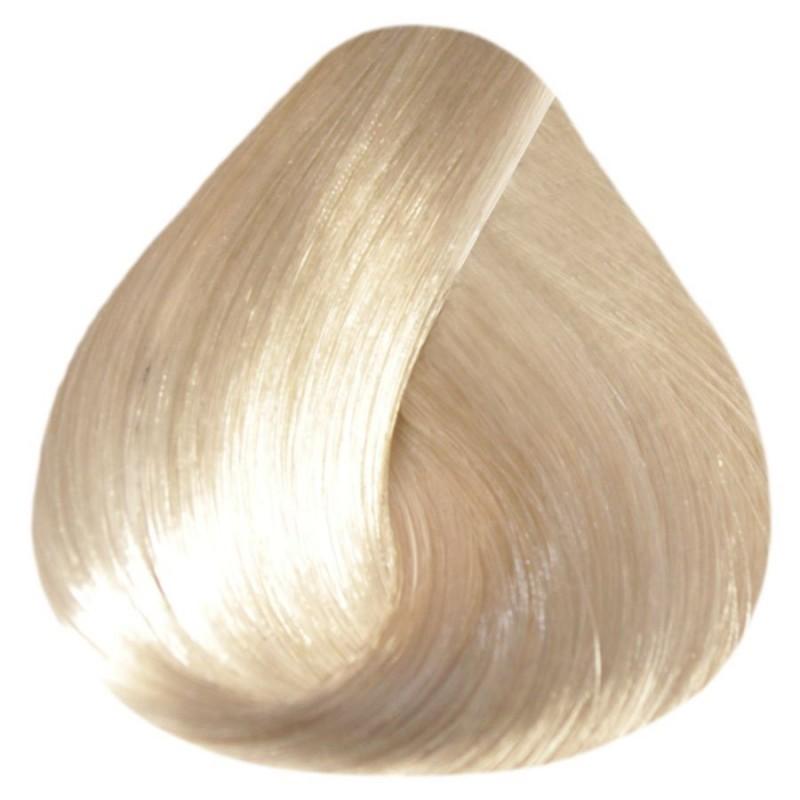 ESTEL PROFESSIONAL 10/1 краска для волос, светлый блондин пепельный / DE LUXE SENSE 60 мл