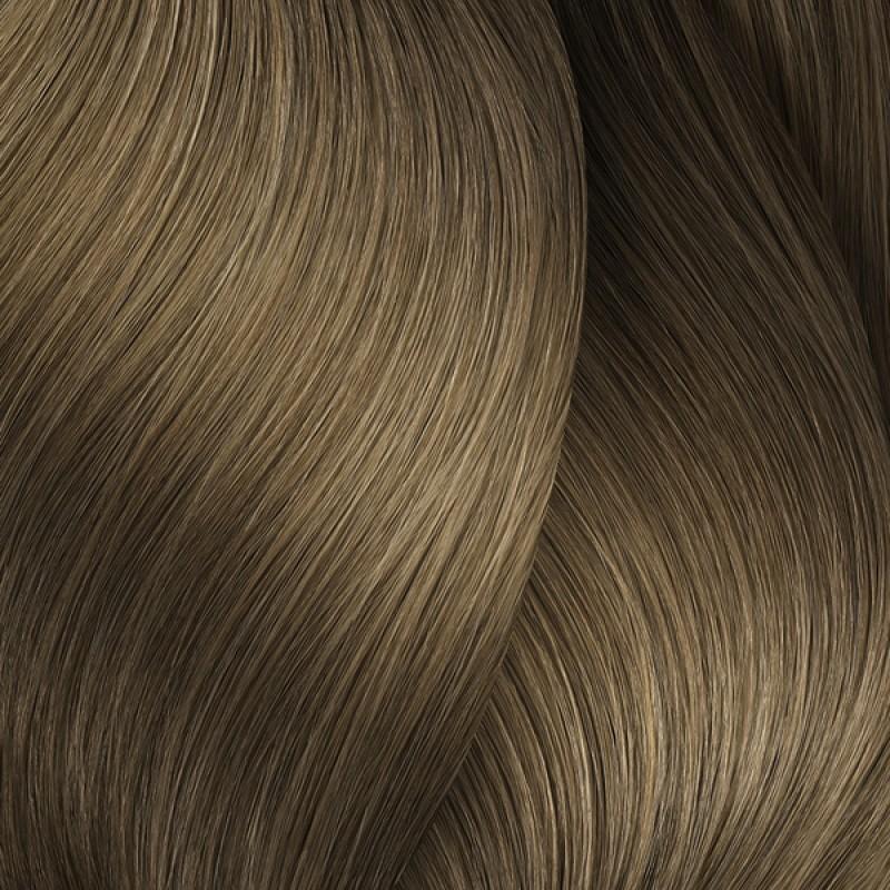 L'OREAL PROFESSIONNEL 8 краска для волос / ДИАЛАЙТ 50 мл