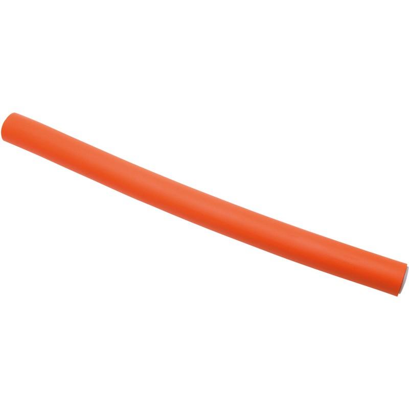 DEWAL PROFESSIONAL Бигуди-бумеранги оранжевые 18х240 мм 10 шт/уп