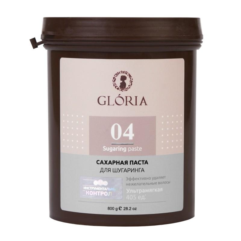 GLORIA Паста ультра мягкая для шугаринга 0,8 кг