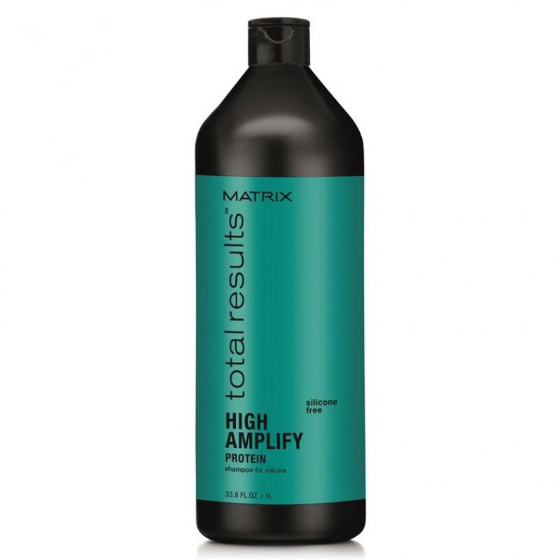 MATRIX Шампунь с протеинами для объема тонких волос / HIGH AMPLIFY 1000 мл