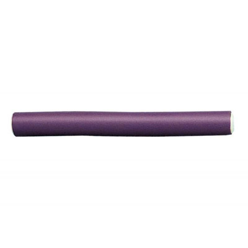 HAIRWAY Бигуди-папиллоты, фиолетовые 18 см*20 мм 12 шт