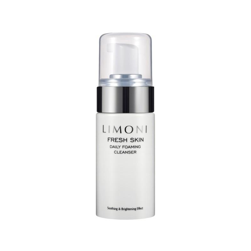 LIMONI Пенка для ежедневного очищения кожи / Daily Foaming Cleanser 100 мл