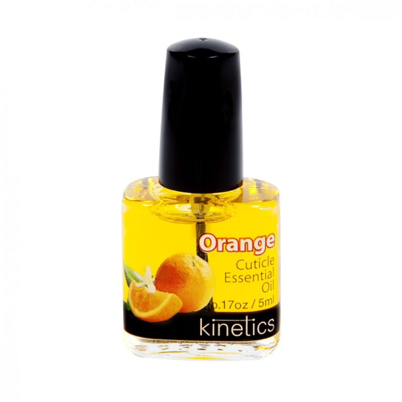 KINETICS Масло увлажняющее кутикулу и ногтевую пластину Апельсин / Orange 5 мл
