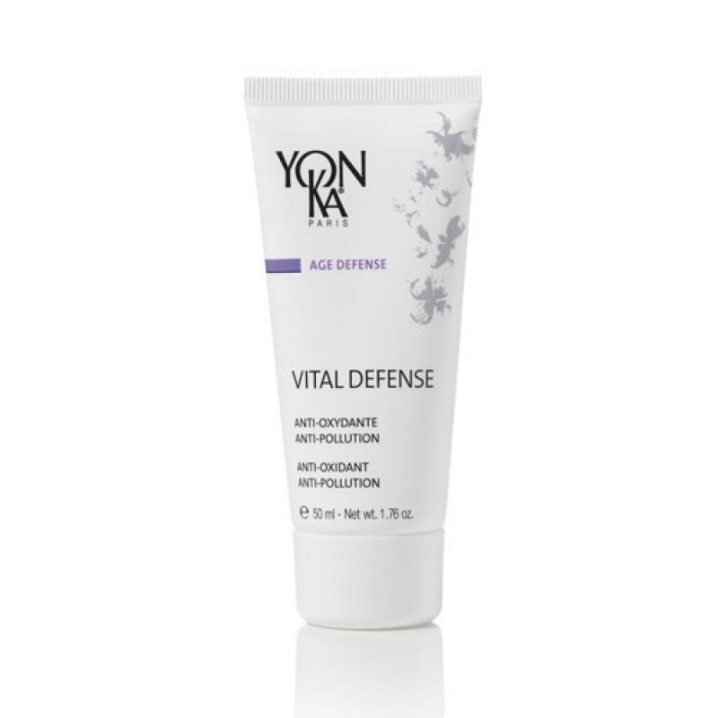YON KA Крем-антиоксидант защитный / Vital Defense AGE DEFENSE 50 мл