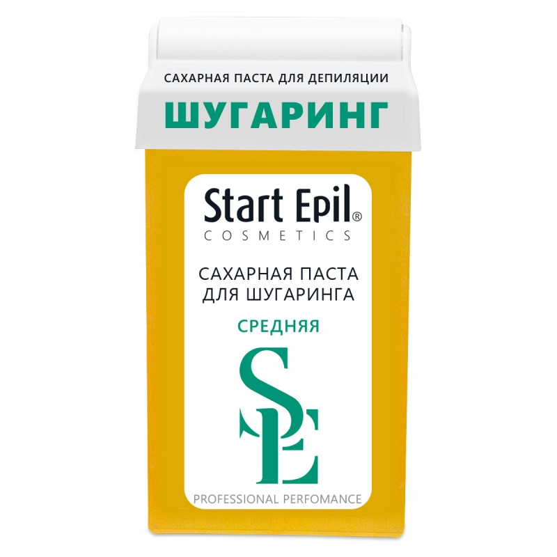 ARAVIA Паста для шугаринга Средняя, в картридже / START EPIL 100 г (20)