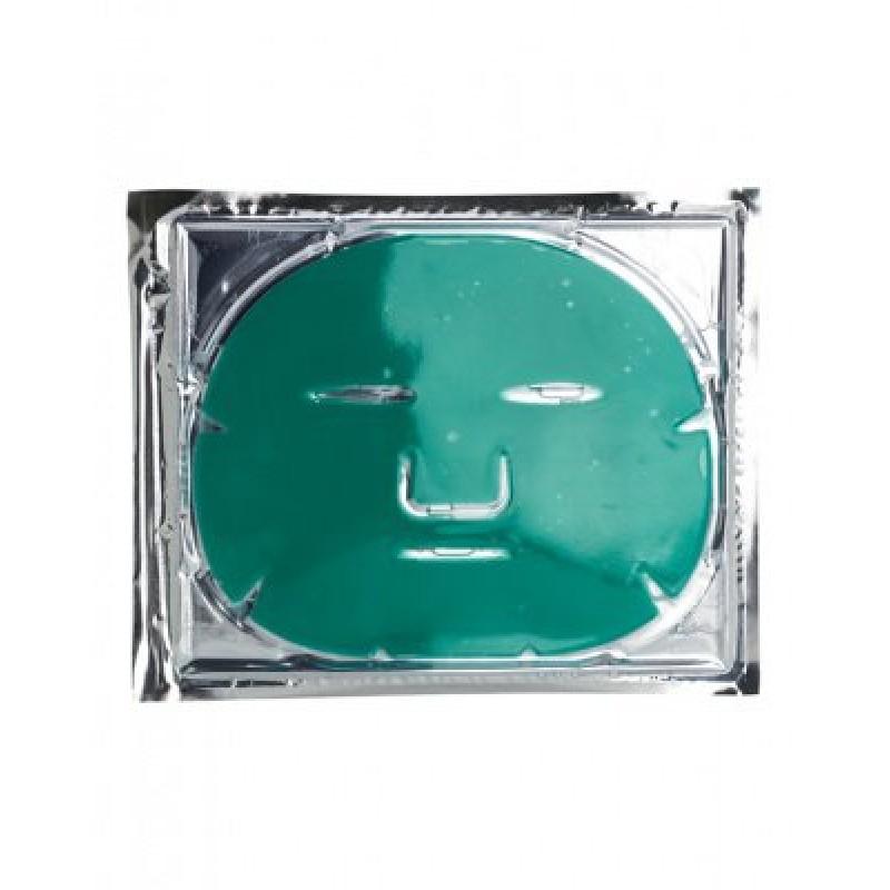 BEAUTY STYLE Маска коллагеновая балансирующая с зеленым чаем для жирной и смешанной кожи Контроль
