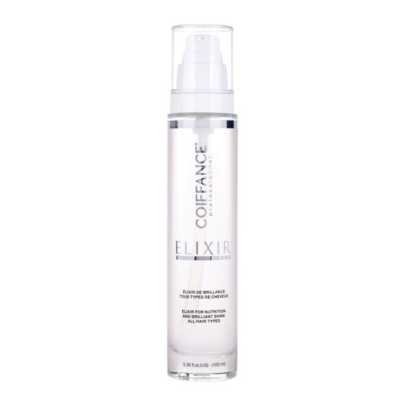 COIFFANCE PROFESSIONNEL Эликсир для питания и придания волосам бриллиантового блеска / ELIXIR DE BRILLANCE 100 мл